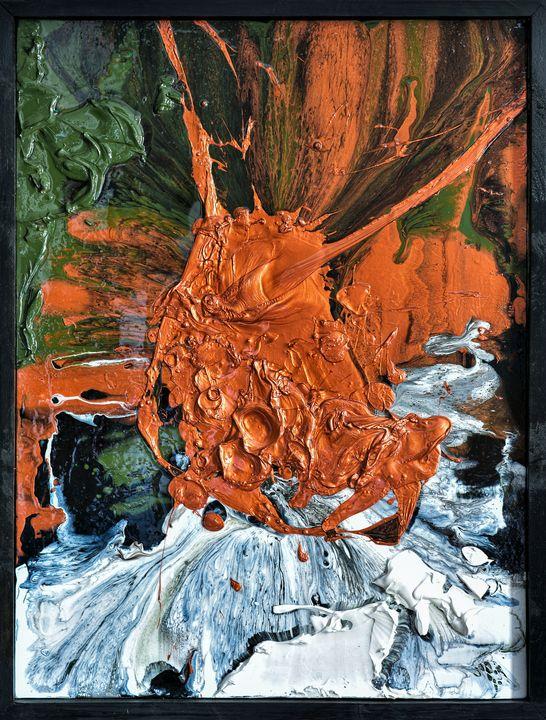 Series #02. Painting 37 - NZ.ART