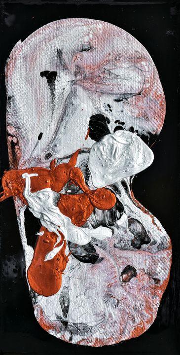 Series#08. Painting 075 - NZ.ART