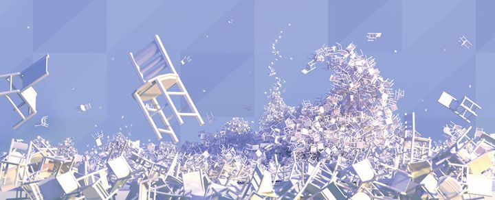 Just Chairs - Polygonal Spaces