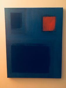 2 Blue + 1 Orange