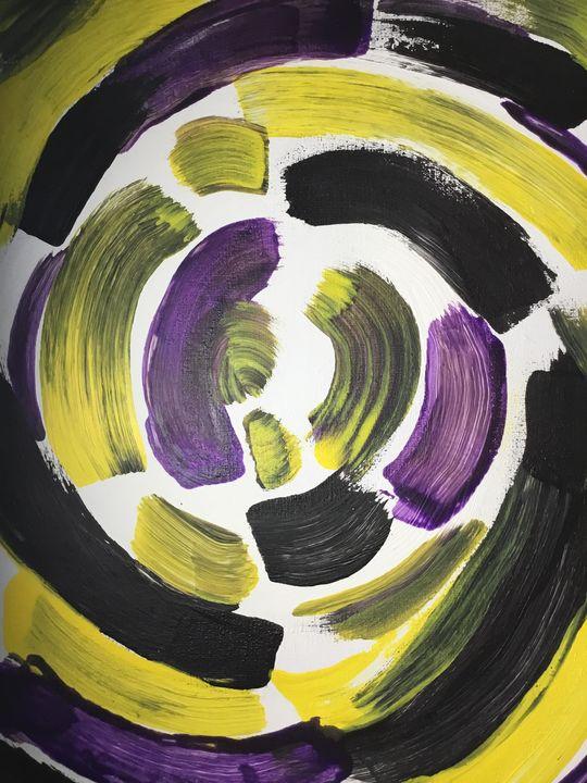 Abstract swirl - AmandaDepablos