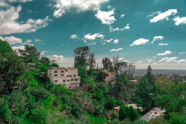 Hills of California - Landscape & Urban