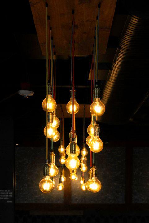 Cluster of Bulbs - Landscape & Urban