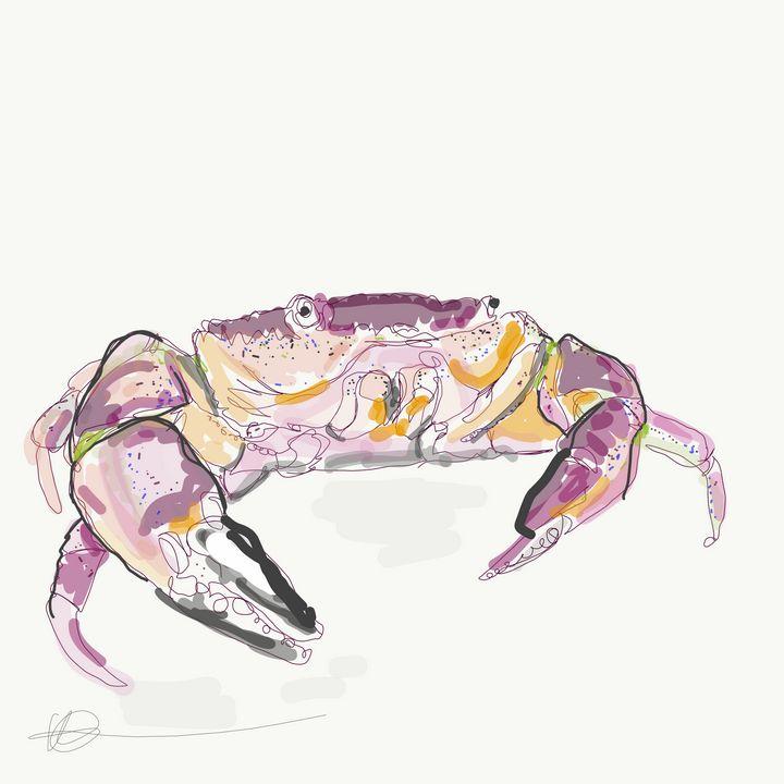 Crab - Markartistic