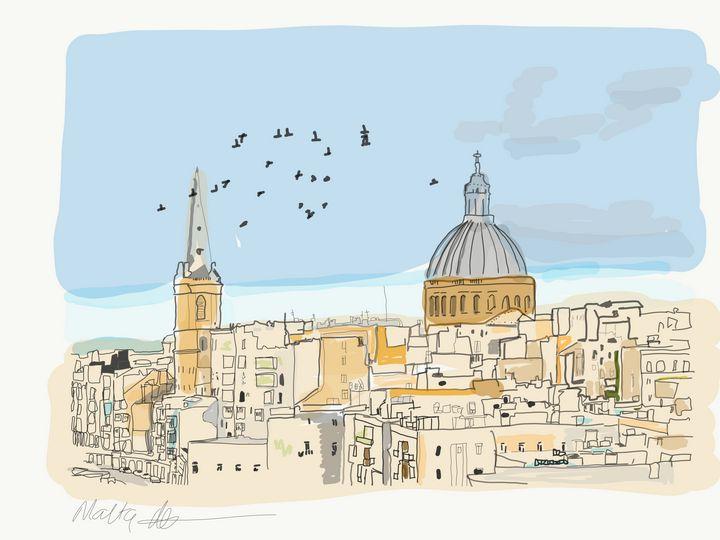 Malta - Markartistic