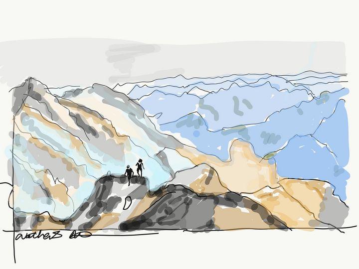 Mountain - Markartistic