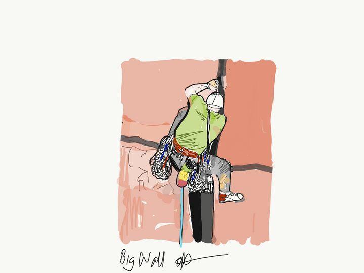 Climber - Markartistic