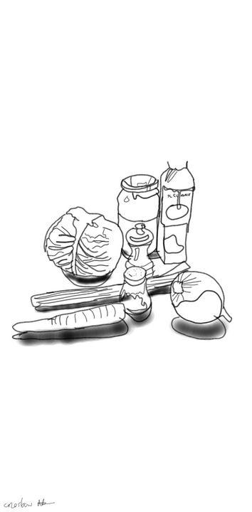 coleslaw - Markartistic