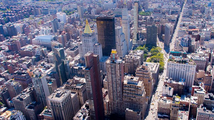 New York City Aerial - SCL Photography