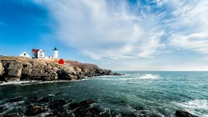 Cape Neddick Light House, Maine