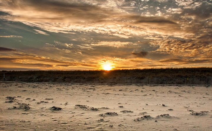 York Beach, Maine sunset - SCL Photography