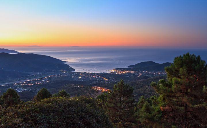 sunrise in Elba island - Antonio-S