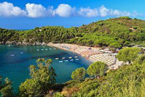 Fetovaia beach - Elba island