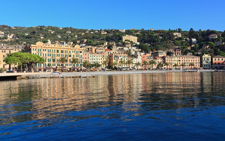 Santa Margherita from the sea - Antonio-S