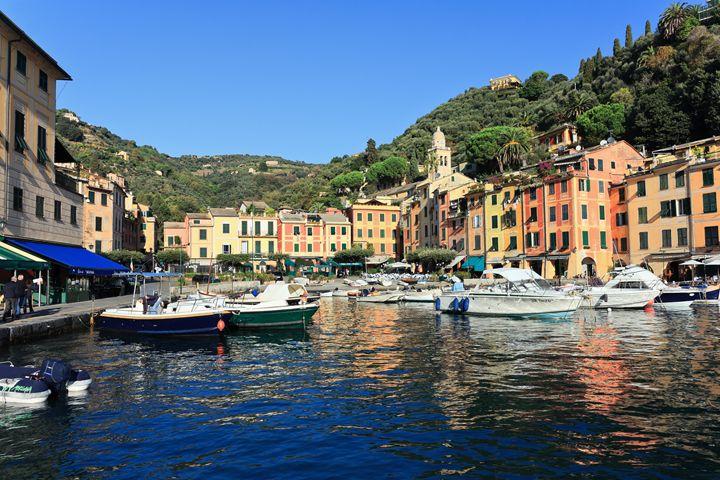 view in Portofino - Antonio-S