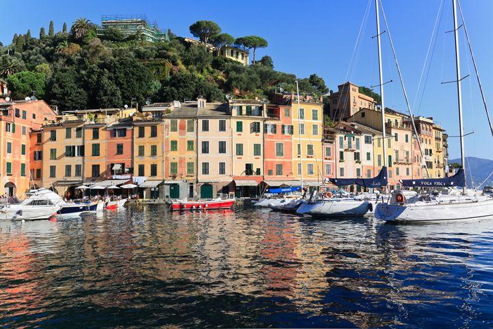 Boats in Portofino - Antonio-S