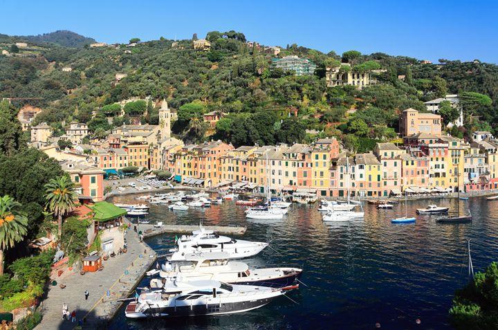 Portofino, Italy - Antonio-S