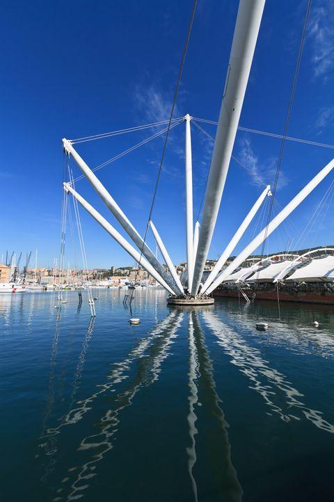 Porto Antico, Genova, Italy - Antonio-S