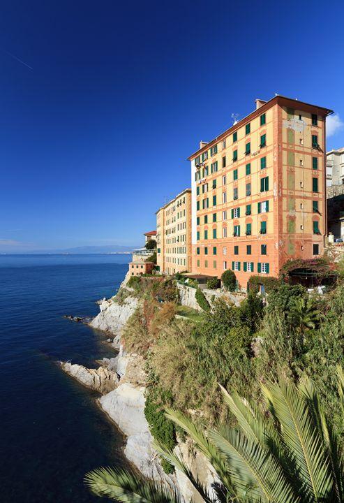 view in Camogli - Antonio-S