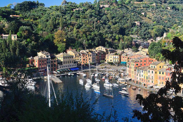 Portofino overview - Antonio-S