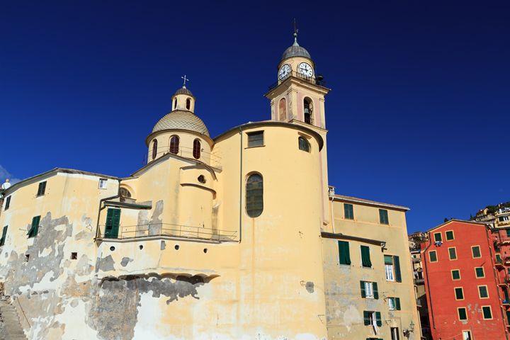 Church in Camogli - Antonio-S