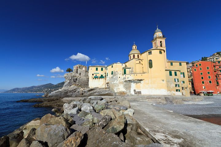 church in Camogli - Antonio-S