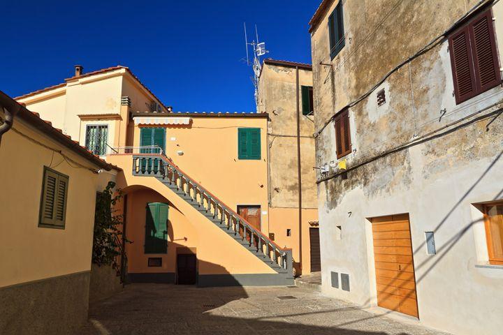 small square Capoliveri - Antonio-S