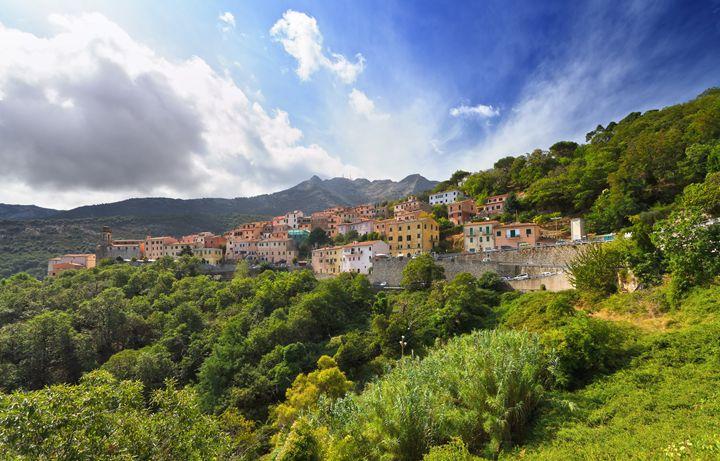 Elba - Marciana village - Antonio-S