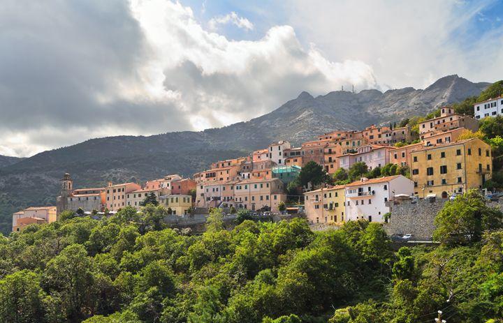 Marciana village - Elba island - Antonio-S
