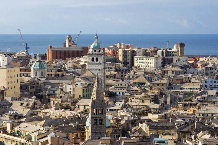 Genova, the old town - Antonio-S