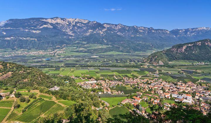 Overview of Adige Valley - Antonio-S