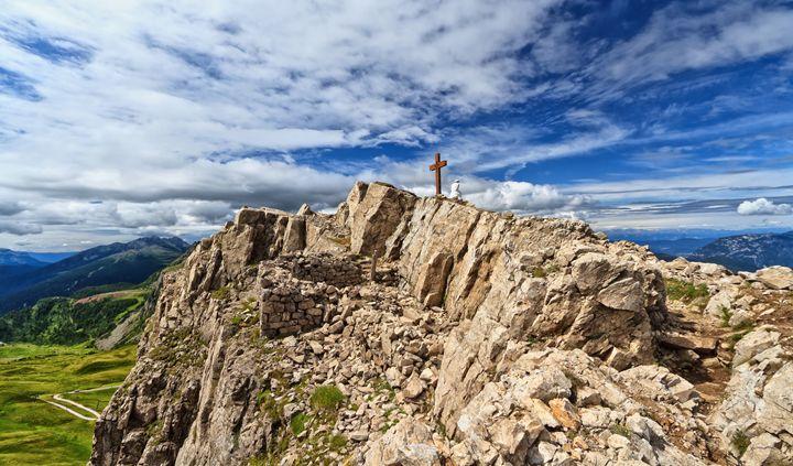 Dolomiti - Castellazzo mount - Antonio-S