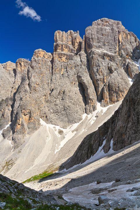 Dolomiti - Piz da Lech mount - Antonio-S