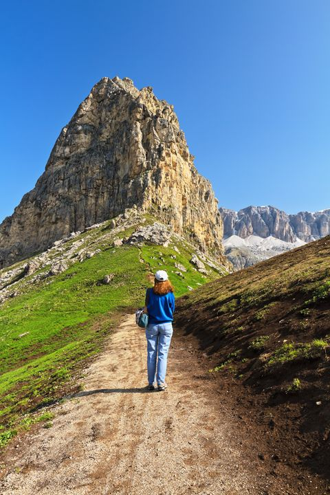 trekking on Dolomites - Antonio-S