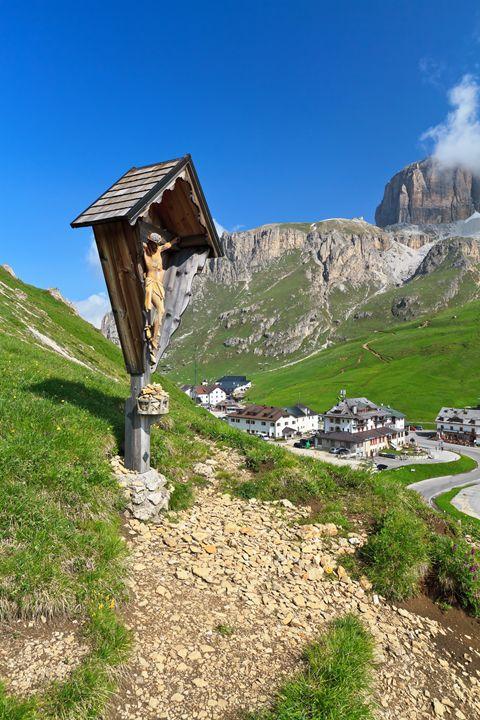 Dolomiti - Pordoi pass - Antonio-S