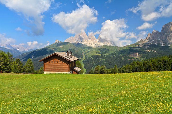 Dolomiti - Val di Fassa - Antonio-S