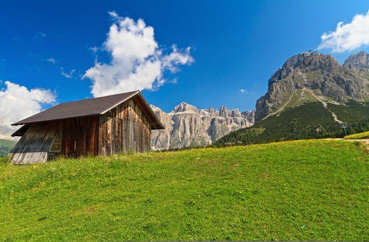 small barn in Dolomiti - Antonio-S