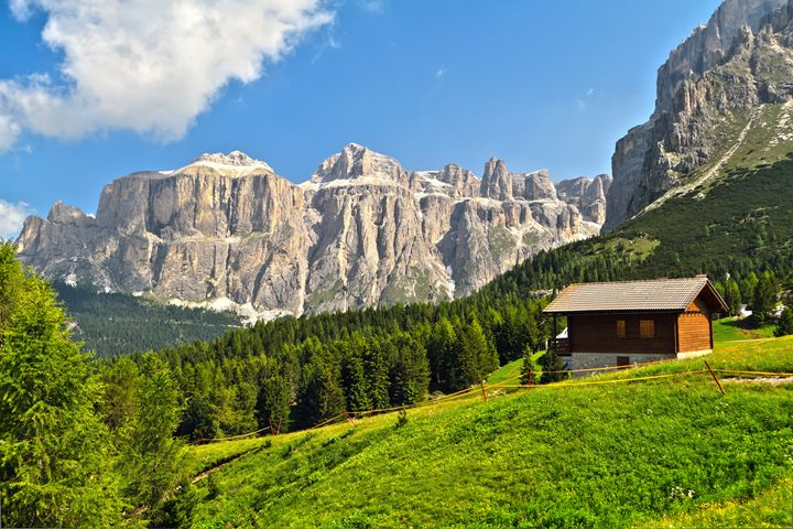 Dolomiti - high Fassa Valley - Antonio-S