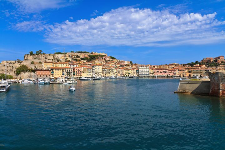 Portoferraio - view from the sea - Antonio-S