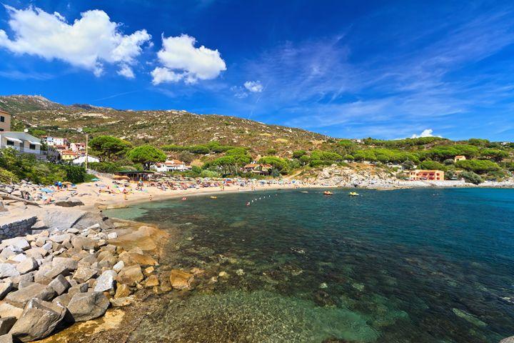 Elba island - beach in Seccheto - Antonio-S