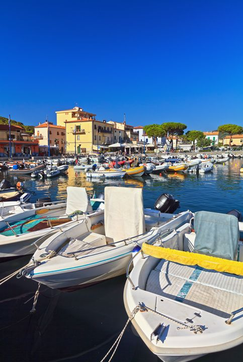 Elba island - Marina di Campo - Antonio-S