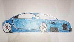 Car design (Chiron)