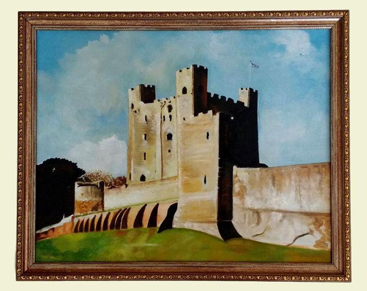 Rochester Castle - Generoso Napoliello