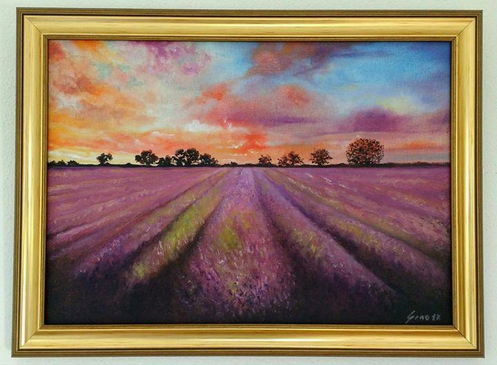 Lavender Storm - Generoso Napoliello