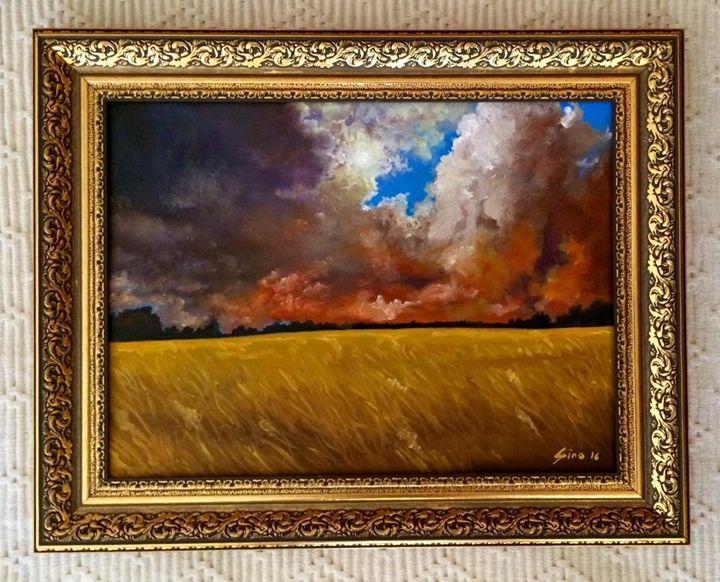 Peaceful Sunset - Generoso Napoliello