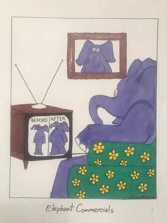 Elephant Commercials - MC Studios