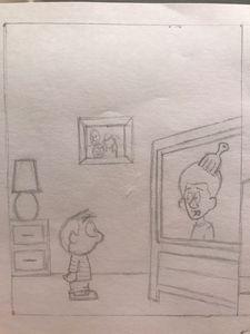 Next Door, Panel 1