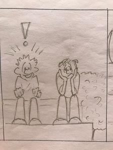 Variety Comics, Panel 3