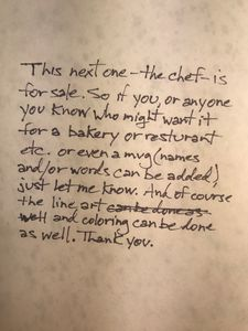 Note about chef