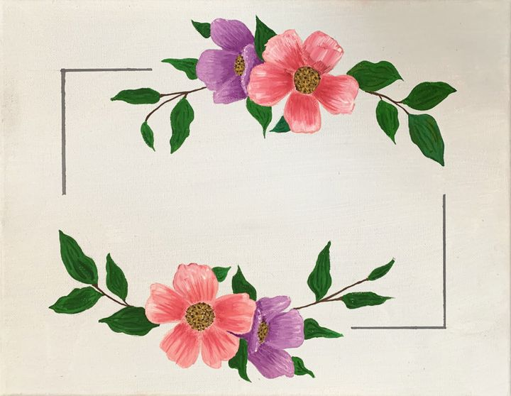 Decorative Flowers - Jennie Barch